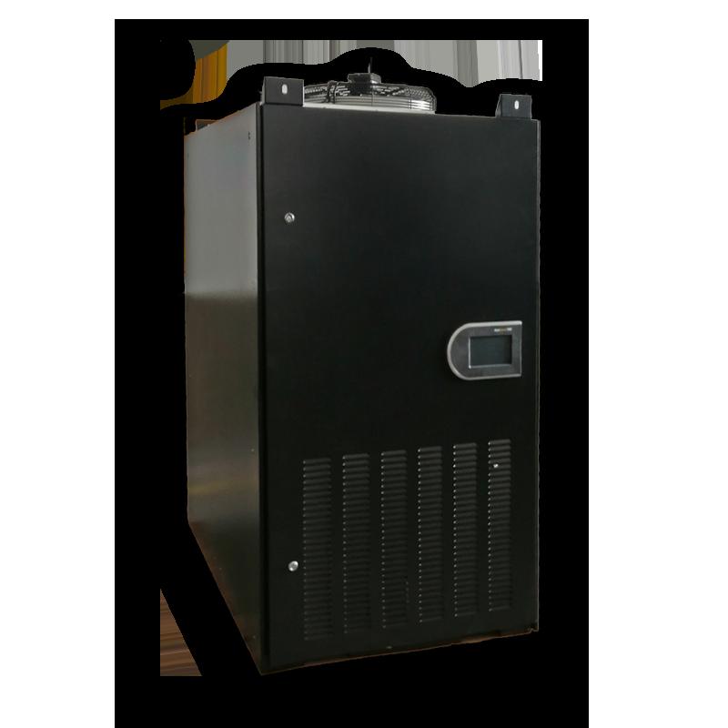 Monoblock liquid cooling unit for BESS